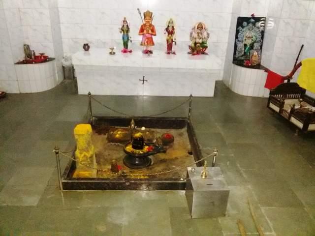 khandoba temple javan gaon