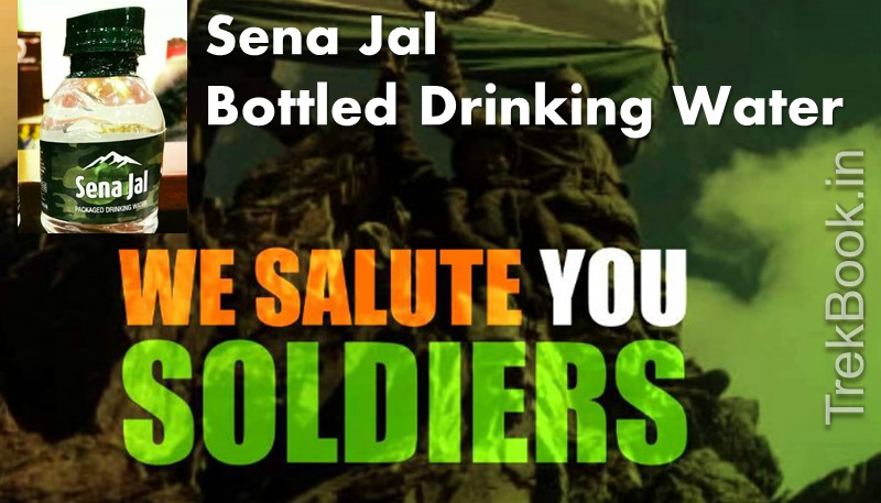 Sena Jal (Army Water) - Not for Common Man !