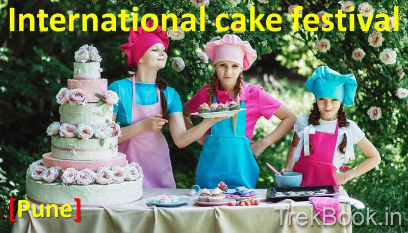 International cake festival [Pune : 19 – 20 May 2018]