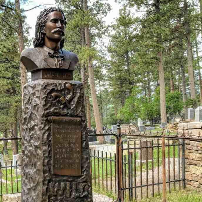 Wild Bill memorial