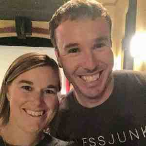 Jessi from Trekers and Nate from Less Junk, More Journey