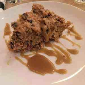peanut butter pie on a plate