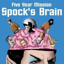 Spock's Brain - Available at FiveYearMission.net