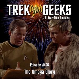 Ep 66 - The Omega Glory