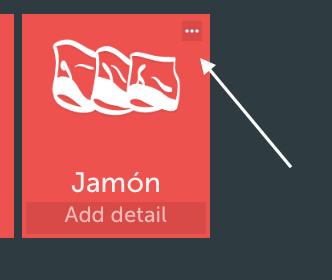 acceso al detalle de un producto