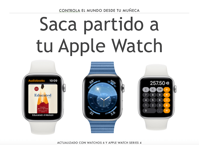 Saca partido a tu Apple Watch