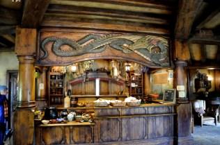 Interior dragon