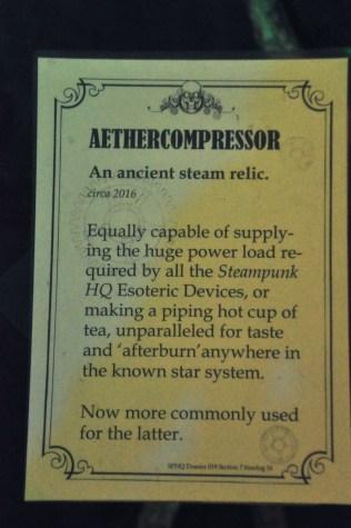 Aethercompressor Intro