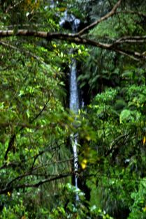 larger waterfall