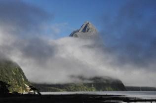Mitre Peak, today