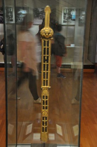 Chinese sword, Ming dynasty, about 1420