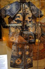 "Chinese ""brigandine"" armor for a cavalryman, 1736 -1795"
