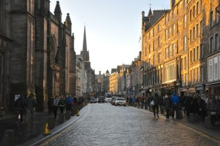 The Royal Mile, Old Town