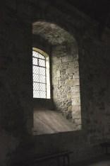 Window illumination of the Great Hall
