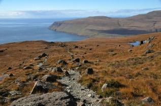 View across Loch Brittle