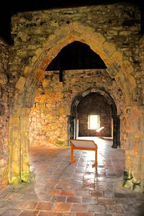 Church transepts