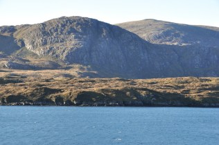 Mountains of northern Harris
