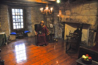 Canon Cuthbert Simson's room, 1501- 1513
