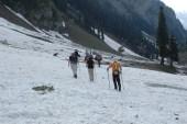 Austrian kashmir trekking group