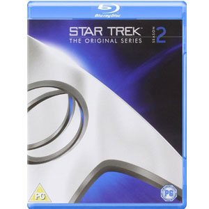Star Trek: The Original Series - Season 2 [Blu-ray]
