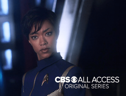 Michael Burnham - Vulcan Connection