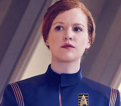 Sylvia Tilly - Star Trek Discovery Characters