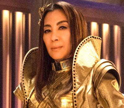 Philippa Georgiou Mirror - Star Trek Discovery Characters