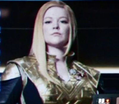 Tilly Mirror Universe - Star Trek Discovery Characters