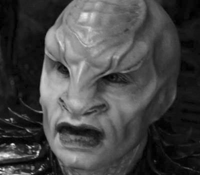 Voq as a Klingon before he became Ash Tyler - Star Trek Discovery Characters