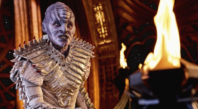 Loving L'Rell with the Disco Trek Podcast