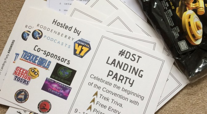 DST Landing Party