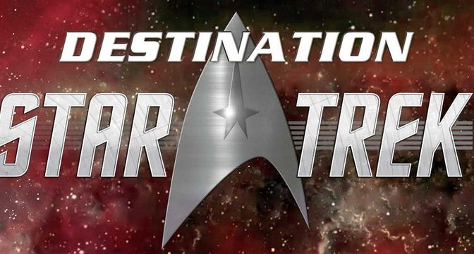 Destination Star Trek – Weekend Away Mission!