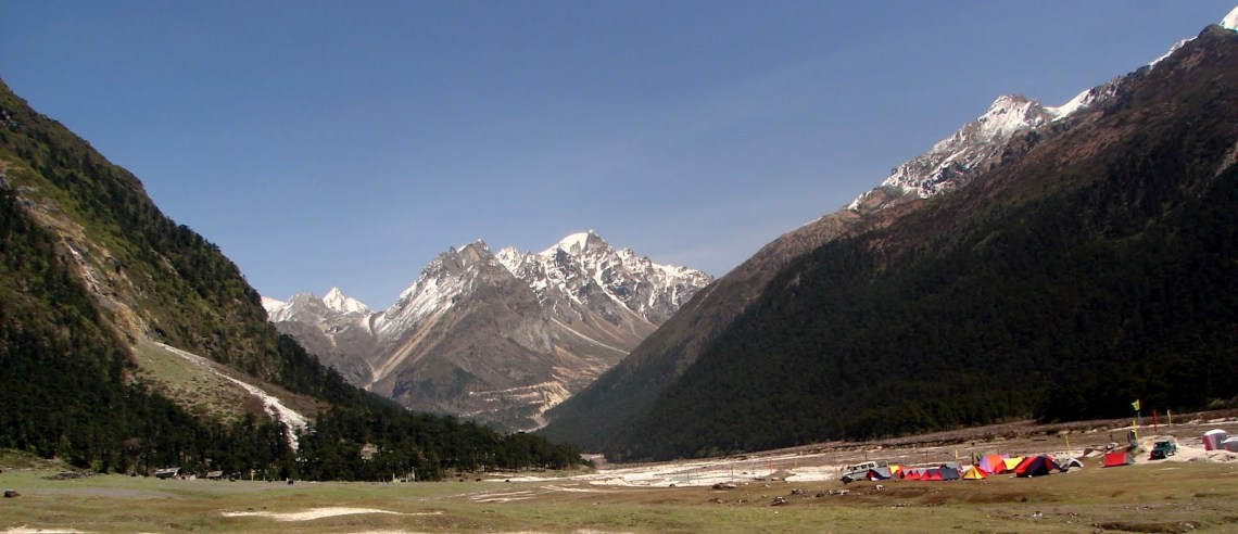 Yumthang Valley in North sikkim