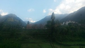 Yuksom,West Sikkim. 3rd May,2015