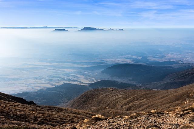 久住山からの眺望