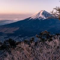 三ツ峠山 登山初心者におすすめできる絶景の山