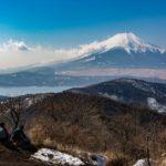 石割山 富士山を眺めながら登山 家族でも楽しめるお手軽コース