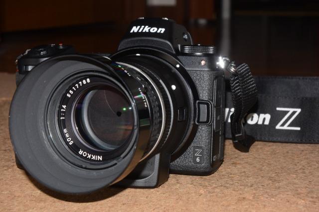 Z6+Ai Nikkor 50mmF1.4S