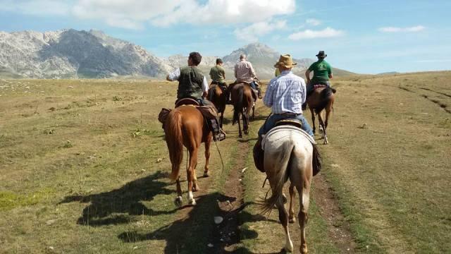 Pasquetta a cavallo con pranzo in agriturismo