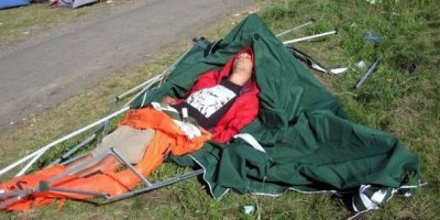 10 erros mais normais no camping e na trilha