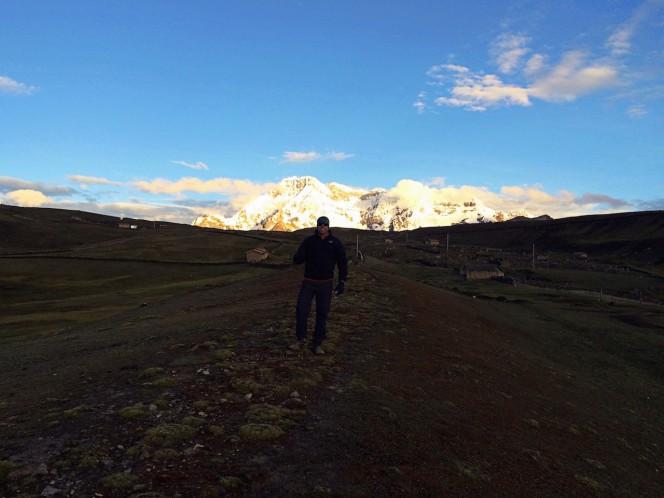 Trekking no Peru