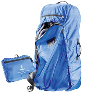 14fe0ab22 Deuter Transport Cover - capa para transporte da mochila • Trekking ...