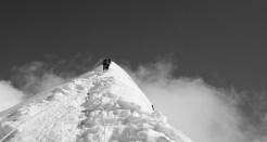 majestuosa cumbre del island peak