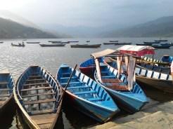 Phewa lake Boating