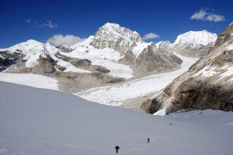Tashi lapcha pass rolwaling trek