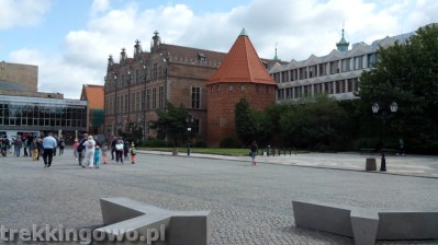 szlak latarni morskich gdańsk stare miasto rynek 4 trekkingowo