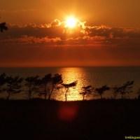 Wybrzeże Bałtyku 2009 - zdjęcia z pierwszej wyprawy