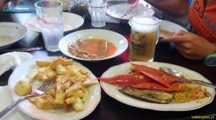 restauracja albańska, tuż przy granicy z Montenegro (2014)