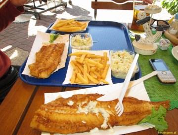 Rega 2013 - nad Bałtykiem rybka musi być