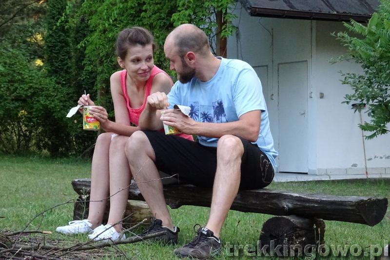 kolacja po splywie trekkingowo.pl